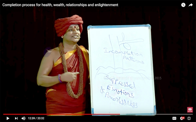 Nithyananda-Completion-Process